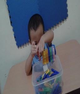galeri terapi anak