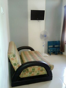 ruang tunggu terapi anak
